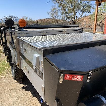 Camper trailer 2